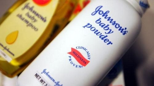 J&J、ベビーパウダー使用によるがん患者に455億円の賠償義務