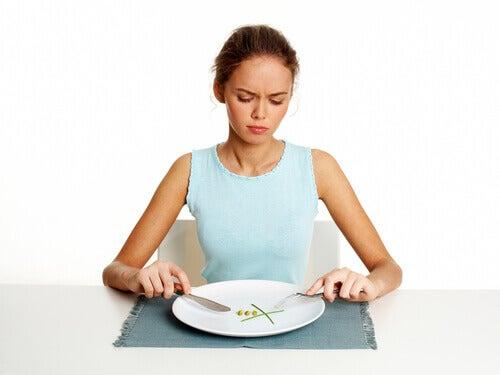 女性とダイエット