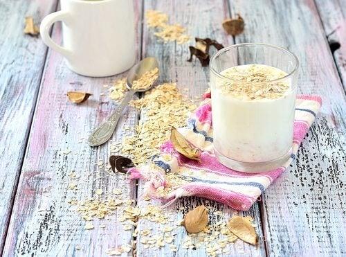 オーツミルクが体に良い理由