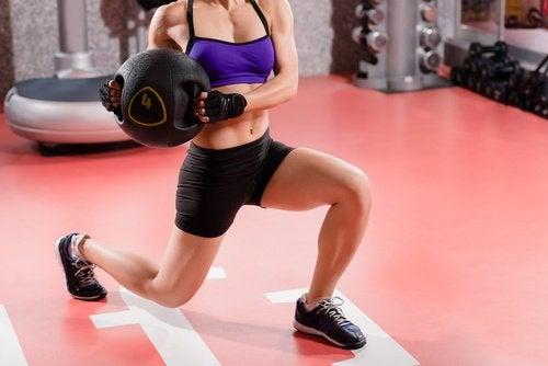 筋肉量を増やす筋力トレーニング