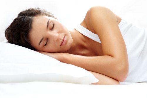 筋肉量を増やす充分な睡眠