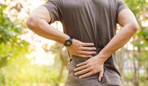 仙腸関節痛の痛み