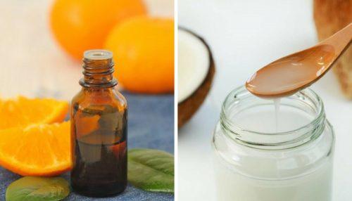 お肌を柔らかく、栄養と透明感を与えるココナッツシトラスオイル