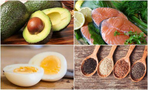 バランス良い食事のために取り入れたい6つの健康に良い脂肪源