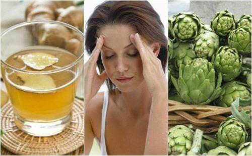 偏頭痛を緩和する自然療法5