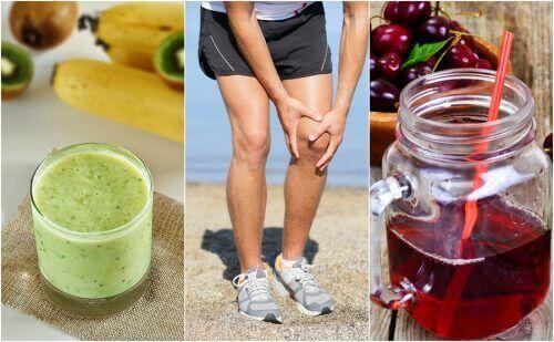 筋痙攣に効く5つの自然療法