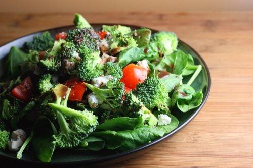 健康的にやせる!たんぱく質を含む7つの野菜