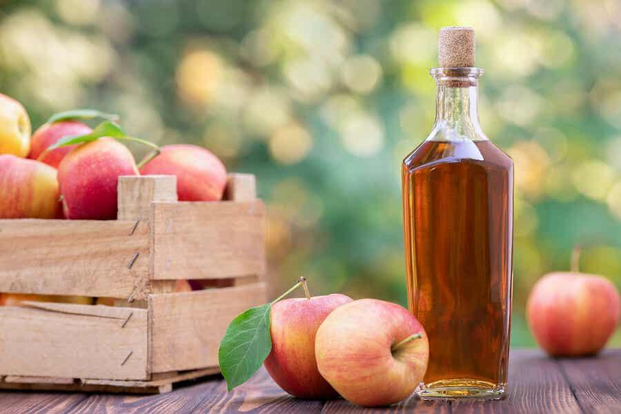 リンゴ酢の療法