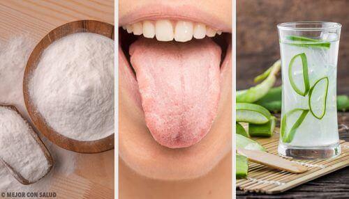 白くなった舌に効果的な7つの自然療法