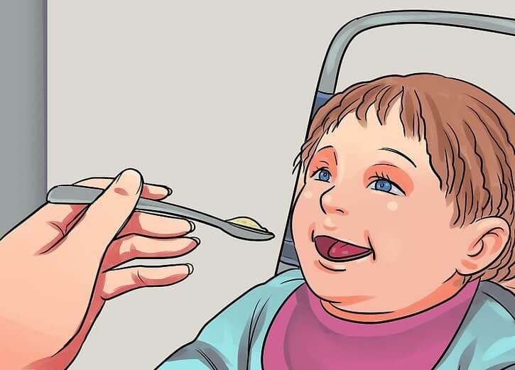 赤ちゃんの成長に有害で危険な4つの食品