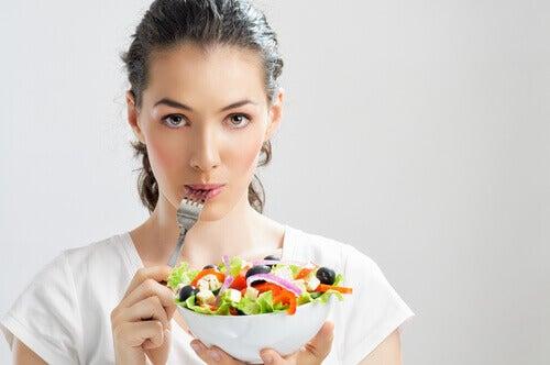 健康的な食生活がかぎ