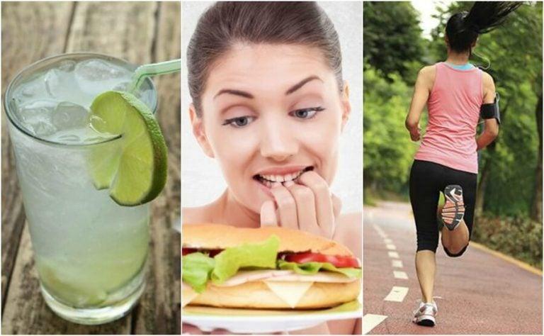 食べたいという欲求を抑えるための6つのアドバイス