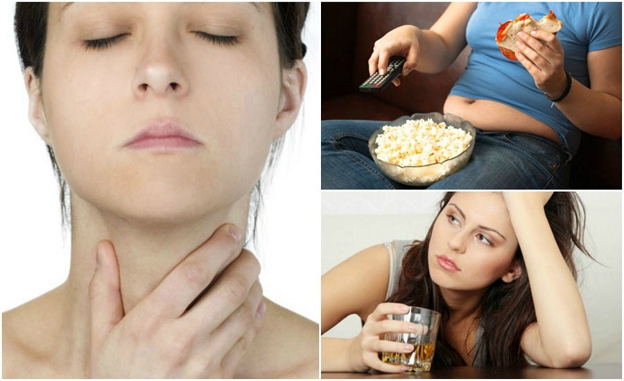 気づかずに甲状腺に影響を与えてしまう7つのこと