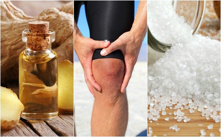 膝の痛みを和らげる方法5種