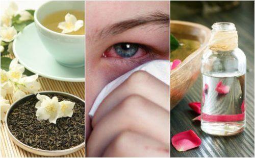 目の感染症を治す5つの自然療法