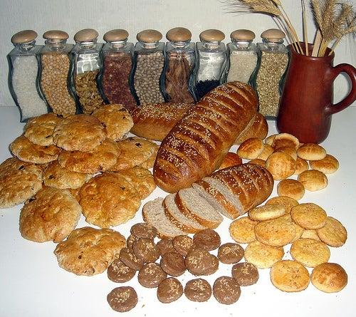 精製穀物と全粒穀物