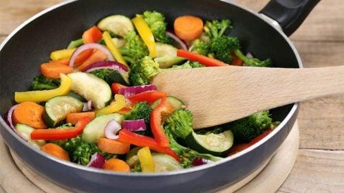 野菜料理を美味しくするコツ