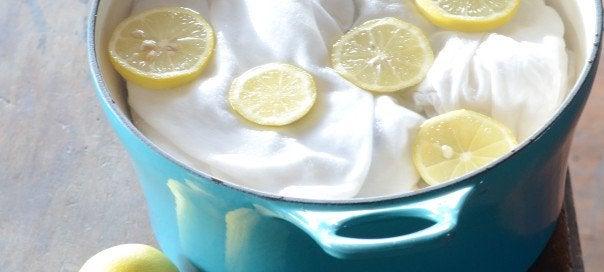 レモンと鍋