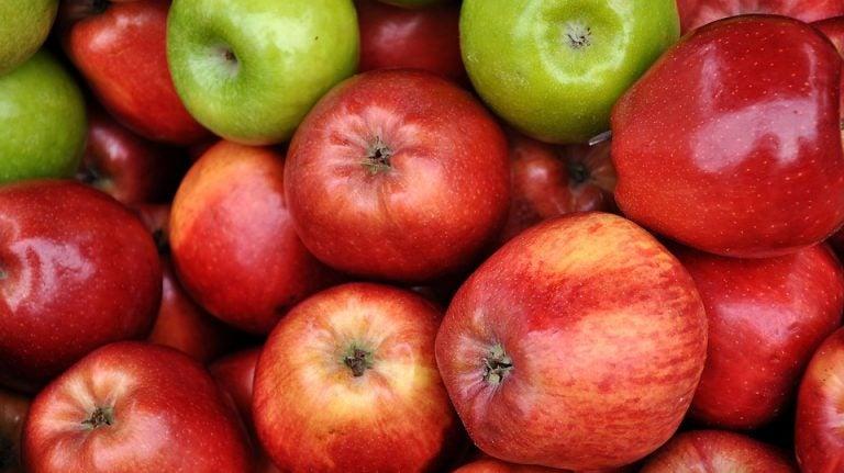 赤リンゴ青リンゴ