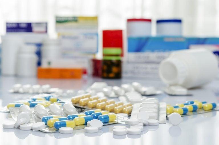 カプセルや錠剤などの薬