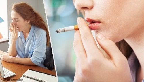 喫煙だけじゃない!健康を害する危険な習慣6