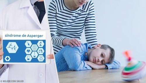 アスペルガー症候群の症状