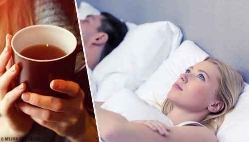 不眠症に効く4つの自然療法