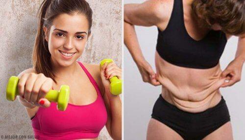 痩せた後にたるんだお肌にハリと弾力を取り戻す7つの方法
