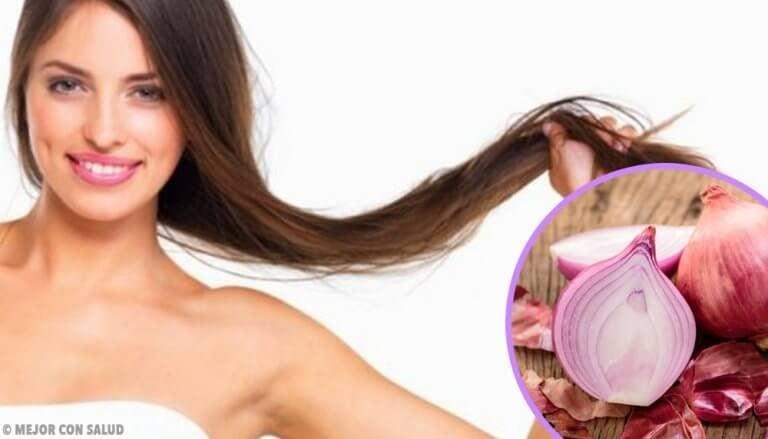 髪を早く伸ばす自然な方法5選