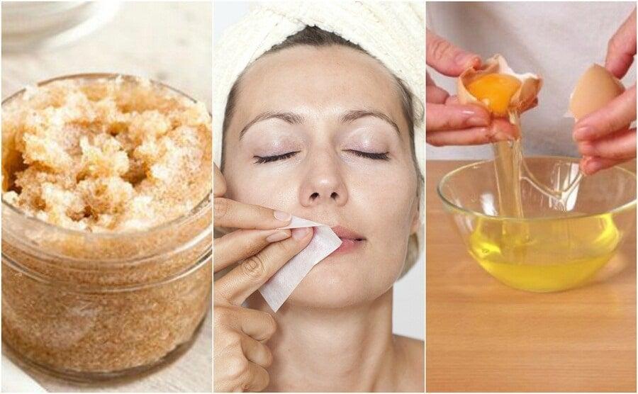 ムダ毛を処理する4つの自然な方法