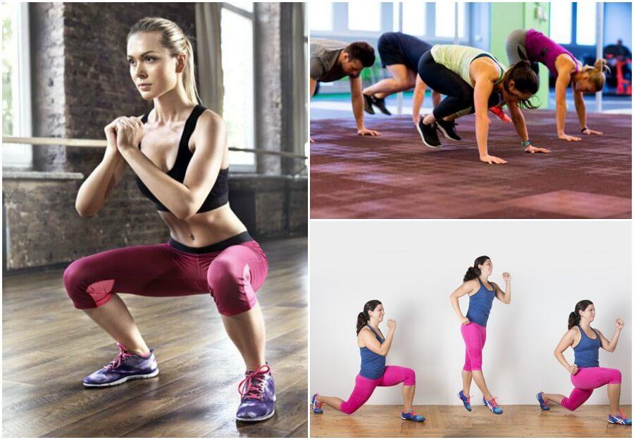 心身の健康バランス:エクササイズ