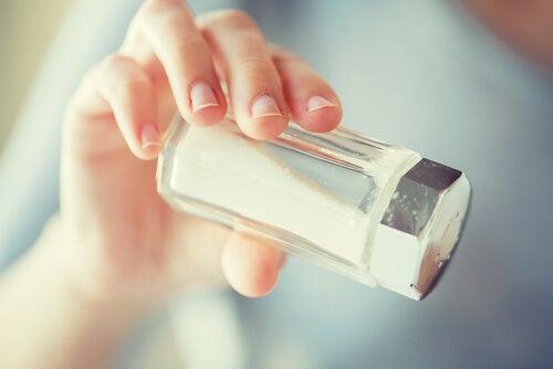 塩分の摂取