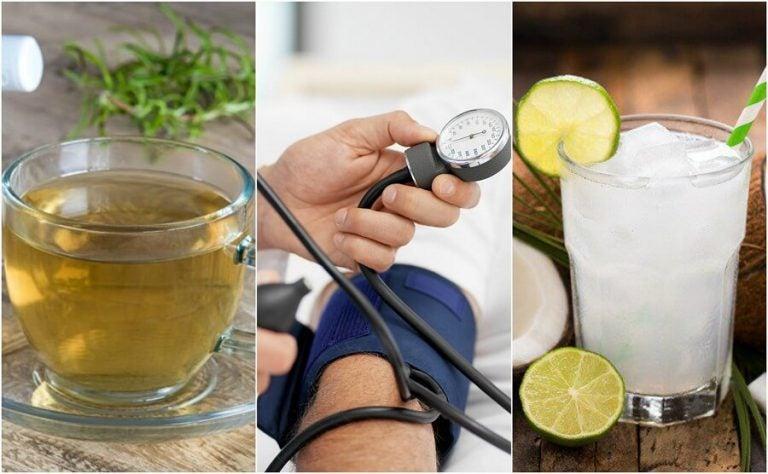 自然の力で血圧を調整してくれる5つのドリンク