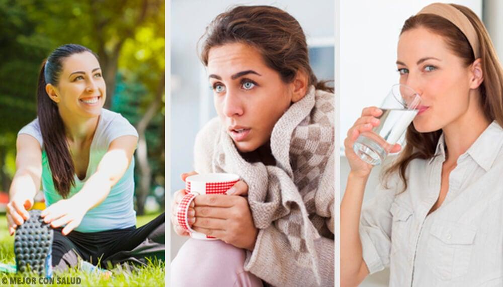 冷えを起こす8つの病気