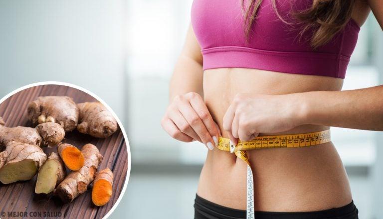 ターメリックとショウガのドリンクで代謝を促進して痩せよう!