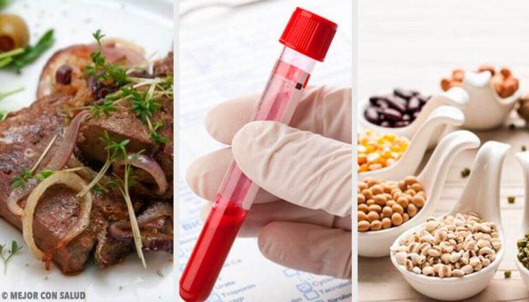 血液をより健康にし、体が喜ぶ食べ物5つ