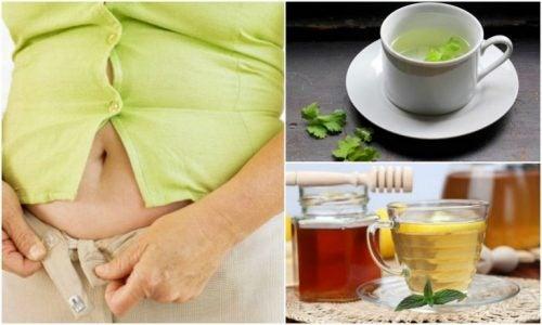お腹の張りを抑える5つの自然療法