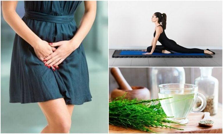 膀胱の痙攣を自然な方法でコントロールしよう