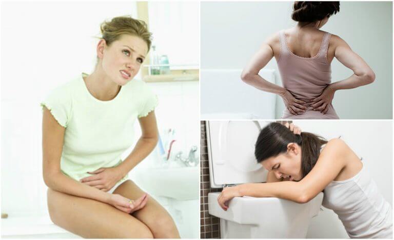 尿路結石を示す可能性のある8つの症状