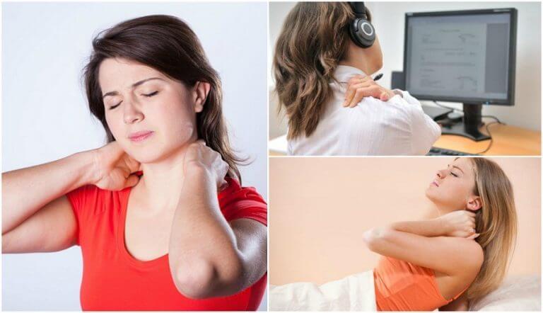 首の痛み:あなたが気づかない6つの原因