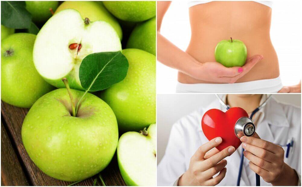 空腹時に青リンゴを食べるべき7つの理由
