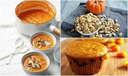 朝食に食べたいかぼちゃレシピ4選