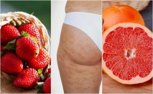 セルライトを改善する6つのフルーツ