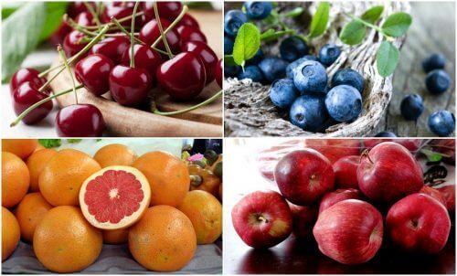 体に溜まった尿酸を減らす7つの果物