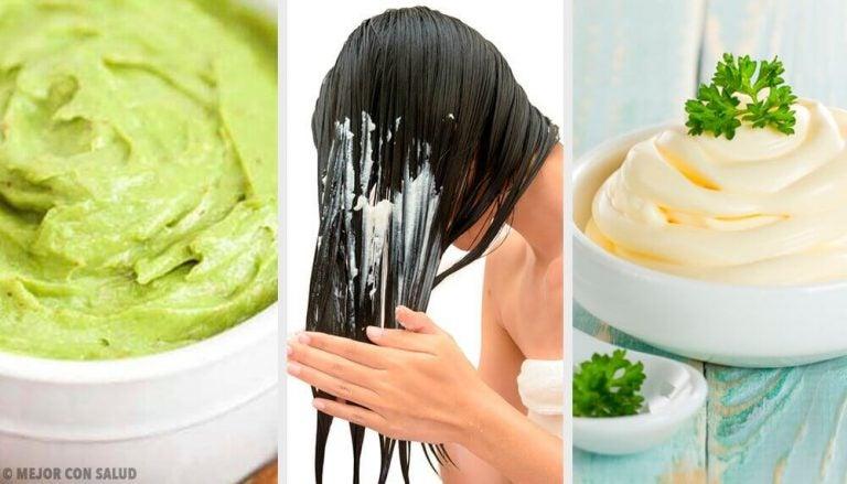 絹のように輝く髪を実現する5つのヘアマスク