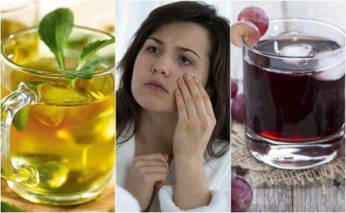 貧血 の症状を改善するヘルシードリンク5選