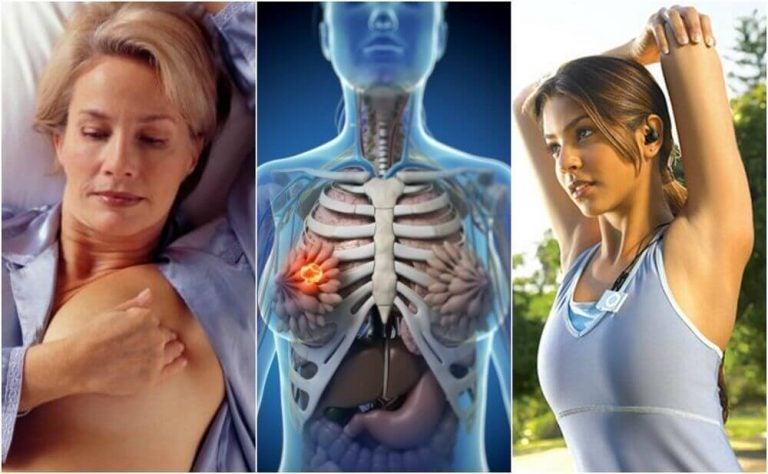 乳ガン予防に効果的な6つのアドバイス