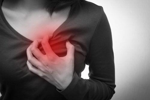 女性だけに現れる心停止の5つの兆候