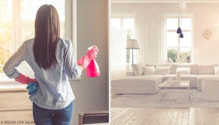 自宅を良い香りで満たす方法