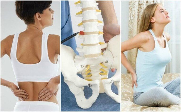 腰痛の医学的な原因8選